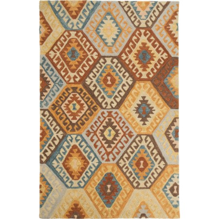 Calamone Multi Medium Rug