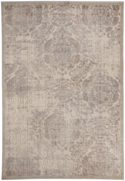 Signature Design by Ashley Transitional Area Rugs Fulci Cream Medium Rug