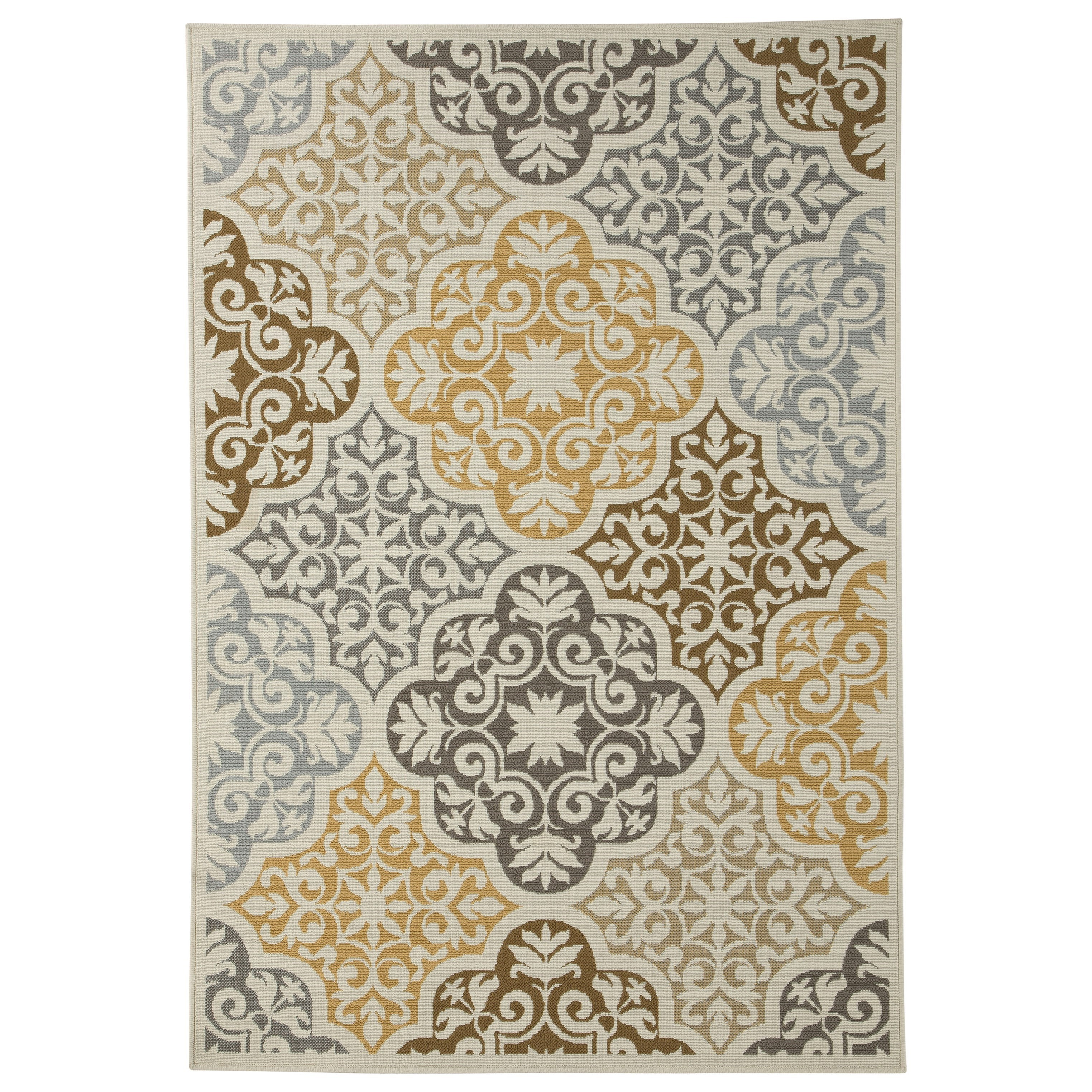 Signature Design by Ashley Transitional Area Rugs Lacy ...
