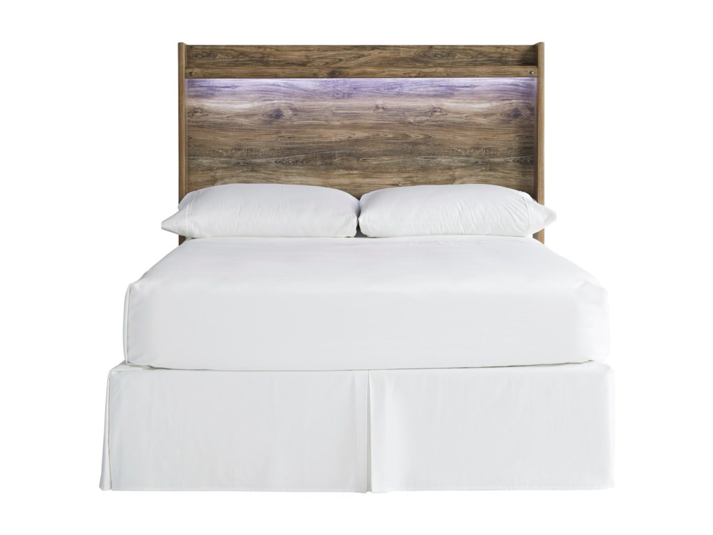 Signature Design by Ashley RusthavenFull Panel Headboard