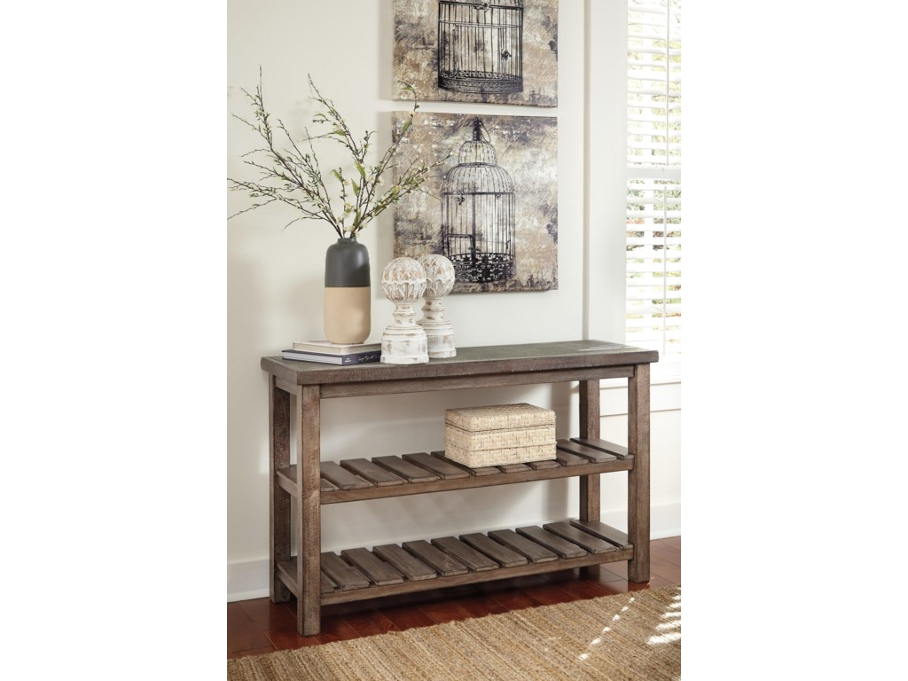 Signature Design by Ashley VenniluxSofa Table