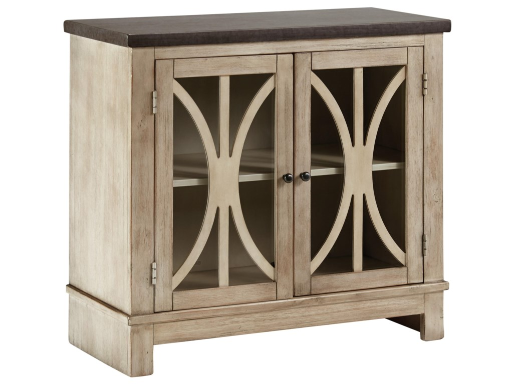 Signature Design by Ashley VenniluxDoor Accent Cabinet