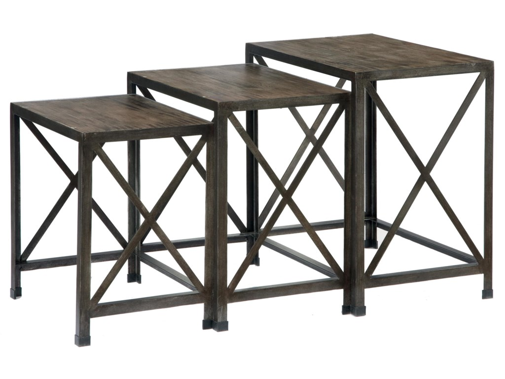 Signature Design by Ashley VenniluxNesting End Tables