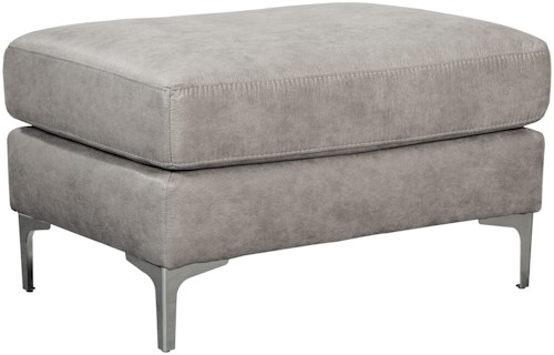 Signature Design by Ashley Ryler Ottoman