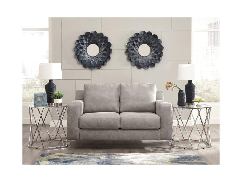 Signature Design by Ashley RylerLoveseat