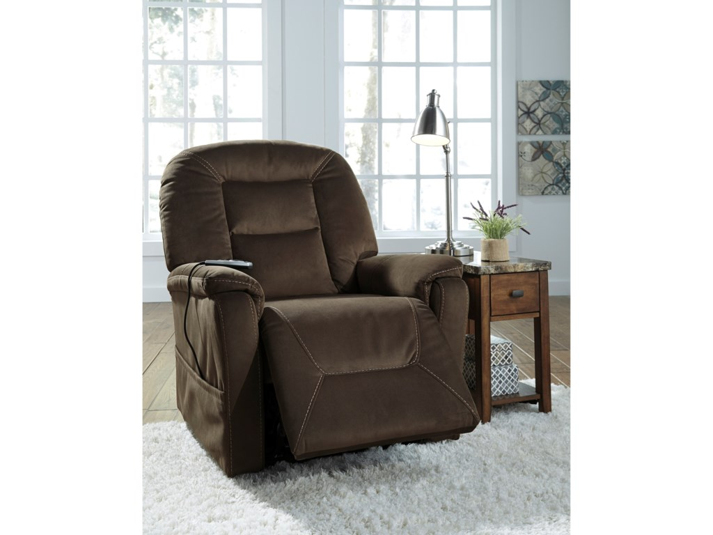Signature Design by Ashley SamirPower Lift Recliner