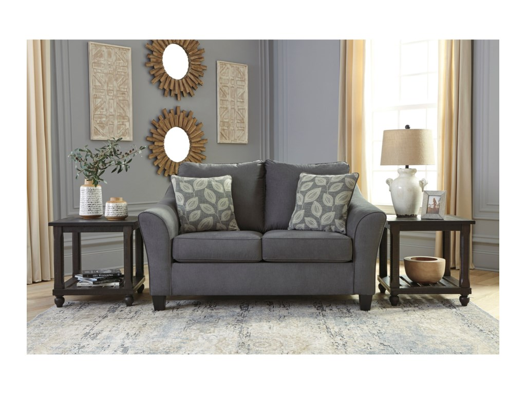 Signature Design by Ashley SanzeroLoveseat