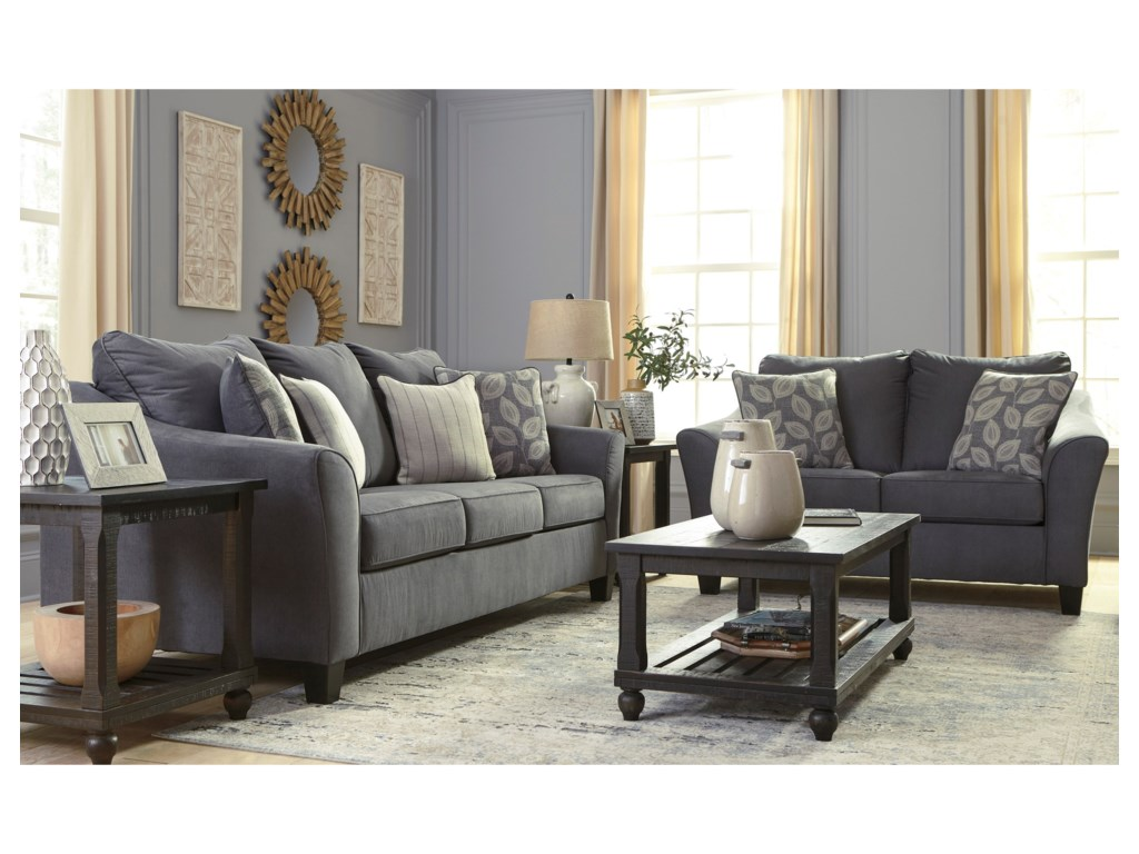 Signature Design by Ashley SanzeroQueen Sleeper Sofa