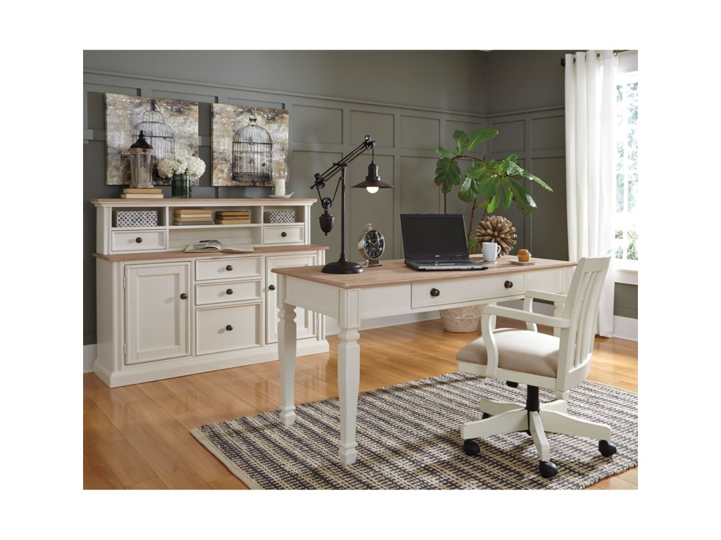 Signature Design by Ashley SarvannyHome Office Desk Chair