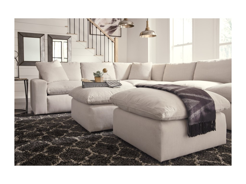 Signature Design by Ashley SavestoOversized Accent Ottoman
