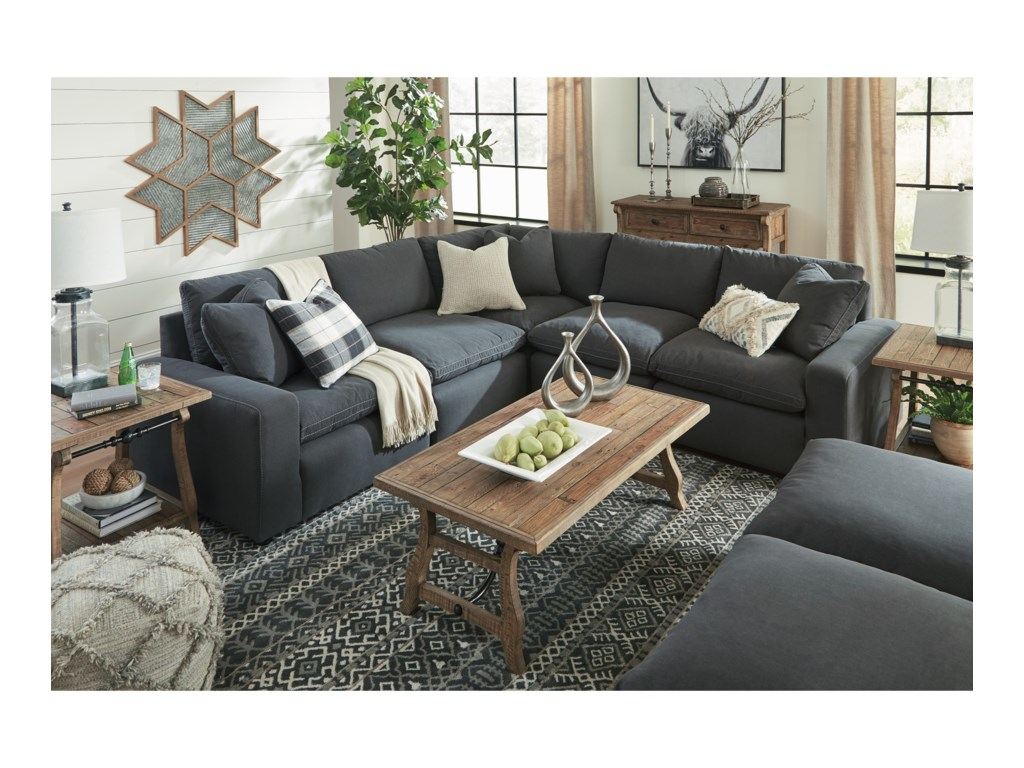 Signature Design by Ashley Savesto7-Piece Sectional Set