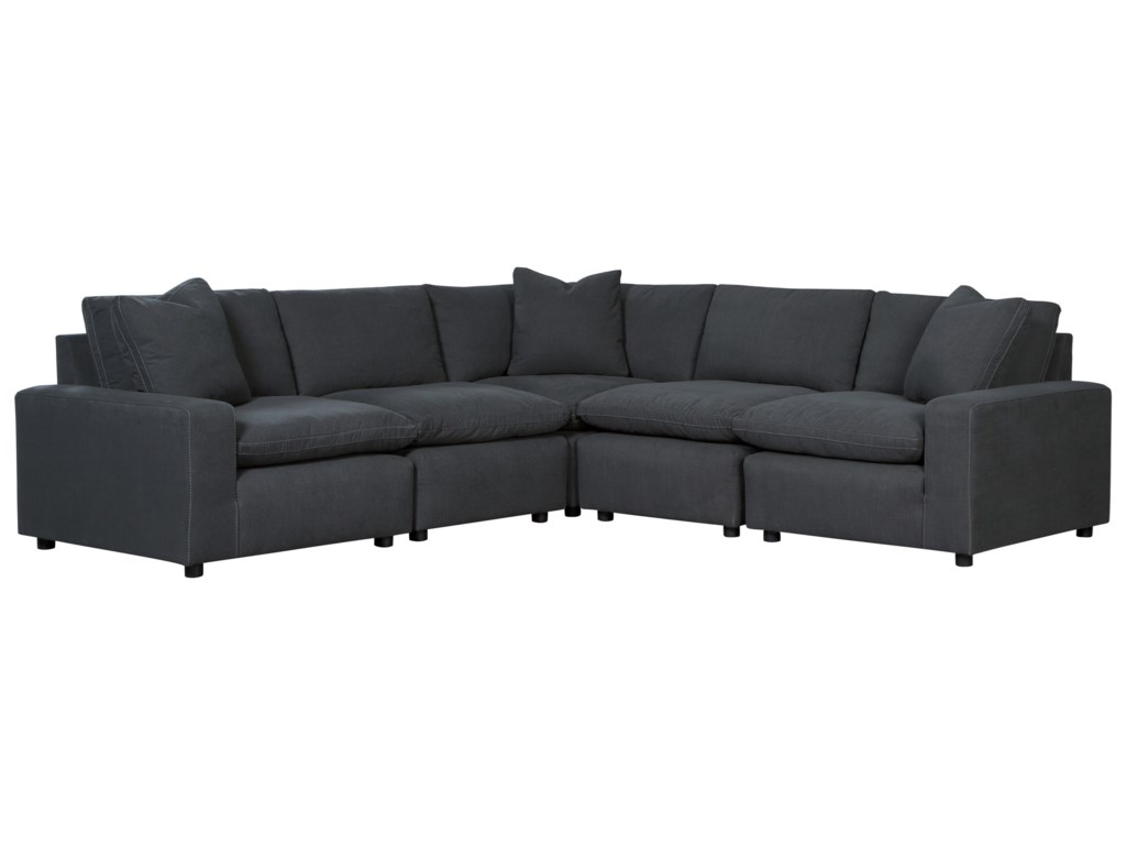 Signature Design by Ashley Savesto5-Piece Sectional