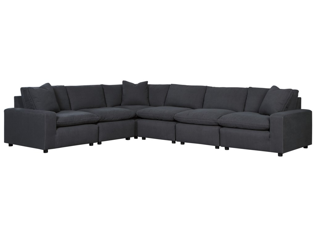Signature Design by Ashley Savesto6-Piece Sectional