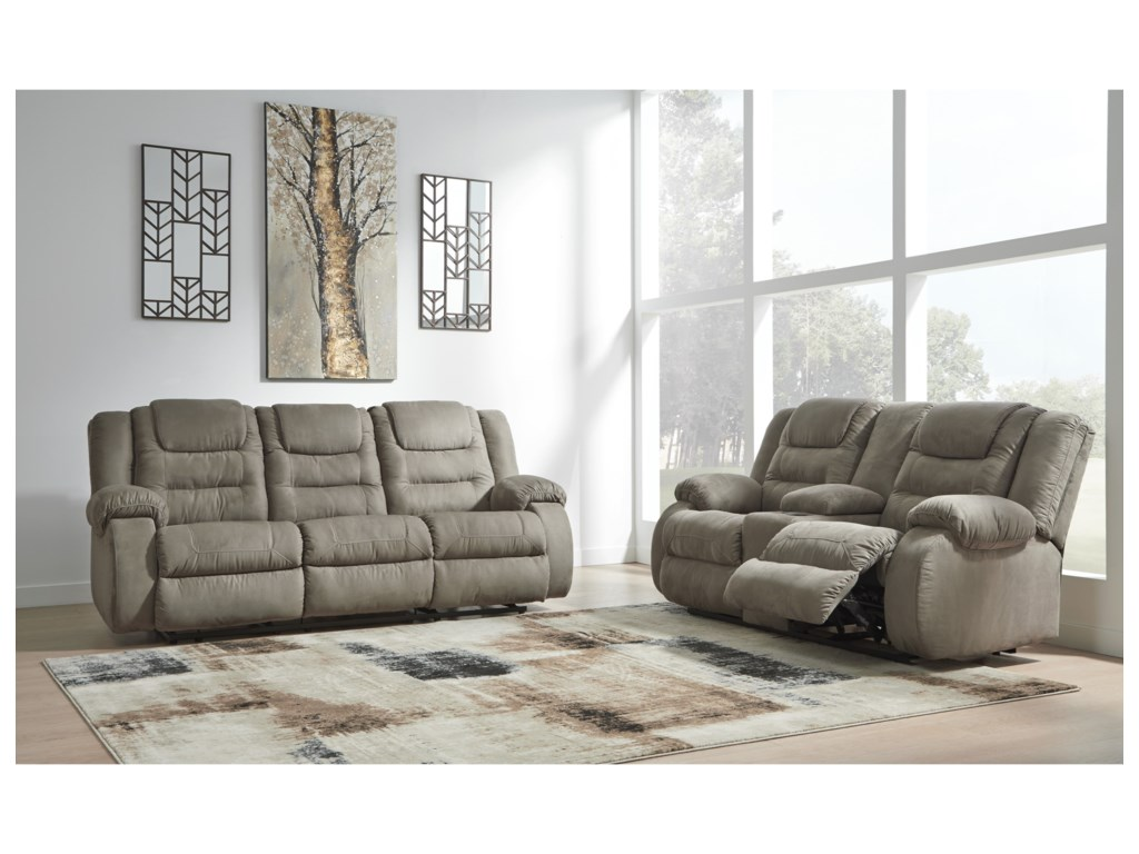 Signature Design by Ashley McCadeReclining Living Room Group