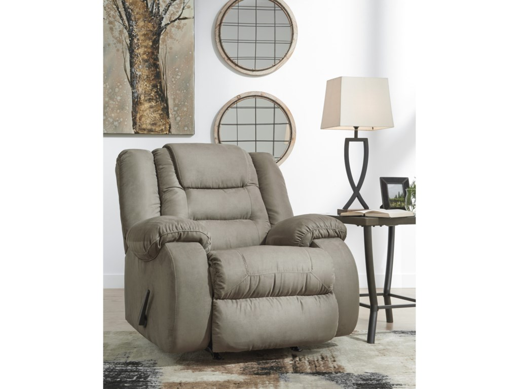 Signature Design by Ashley McCadeRocker Recliner