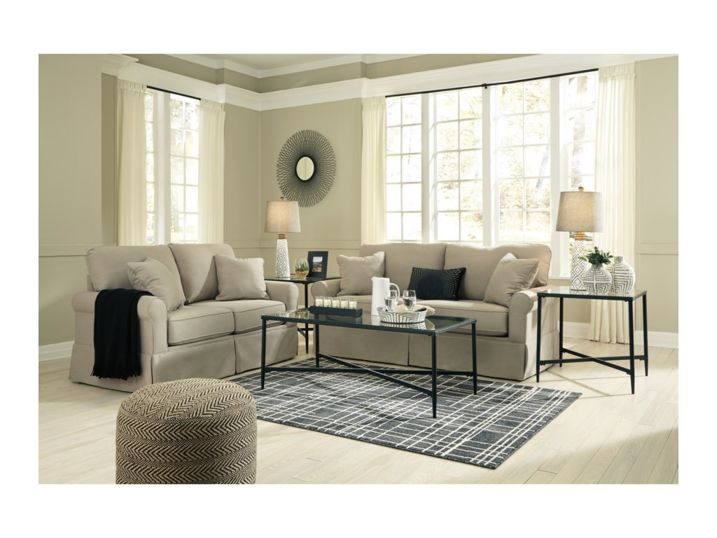 Signature Design by Ashley SenchalStationary Living Room Group