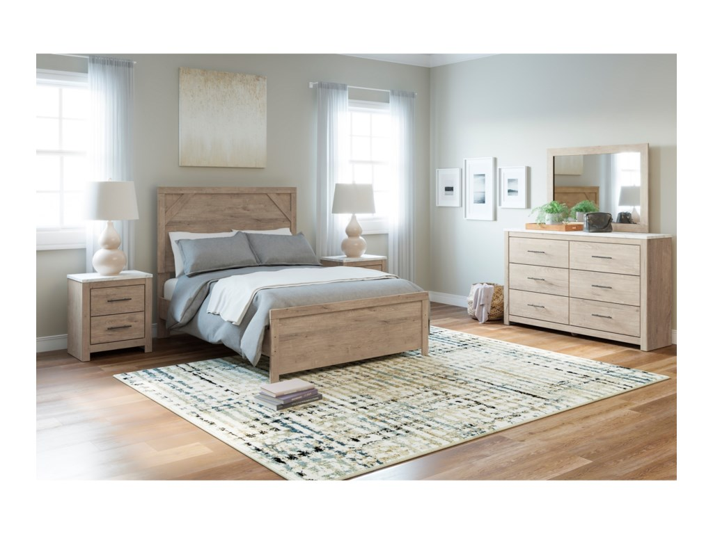 Signature Design by Ashley SennibergFull Bedroom Group