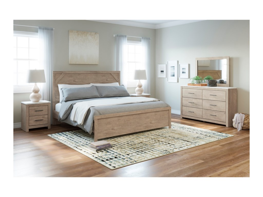 Signature Design by Ashley SennibergKing Bedroom Group