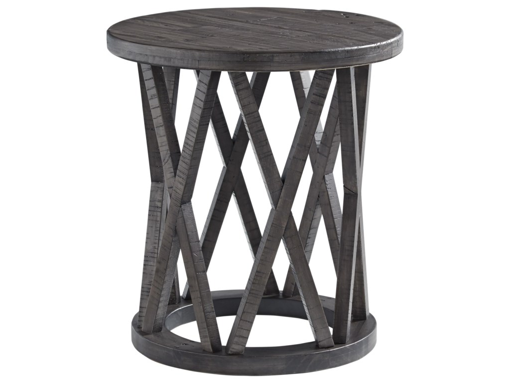 Signature Design by Ashley SharzaneCocktail Table and 2 End Tables Set