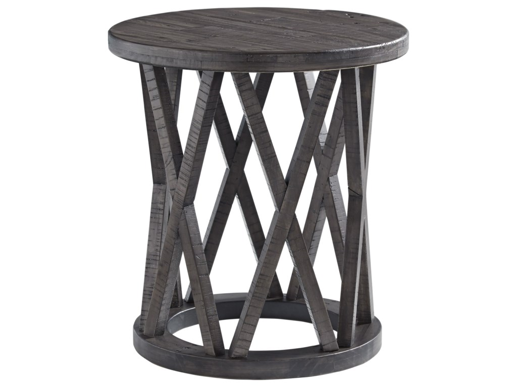 Signature Design by Ashley SharzaneRound End Table