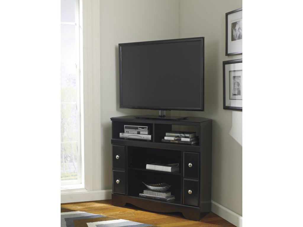 Signature Design by Ashley ShayCorner TV Stand