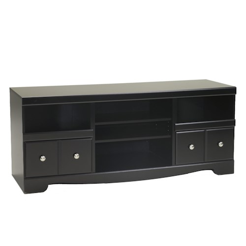 Signature Design by Ashley Shay Contemporary Large TV Stand