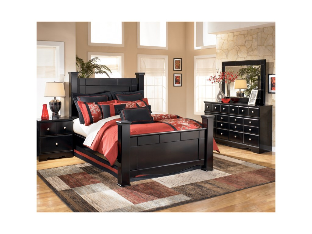 Signature Design by Ashley ShayQueen Bedroom Group