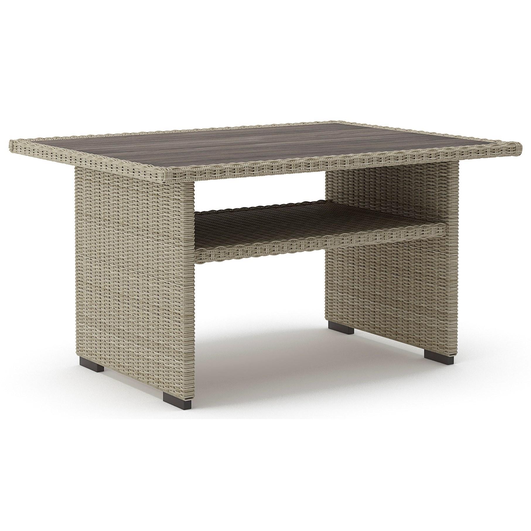 Signature Design By Ashley Silent BrookRectangular Multi Use Table ...