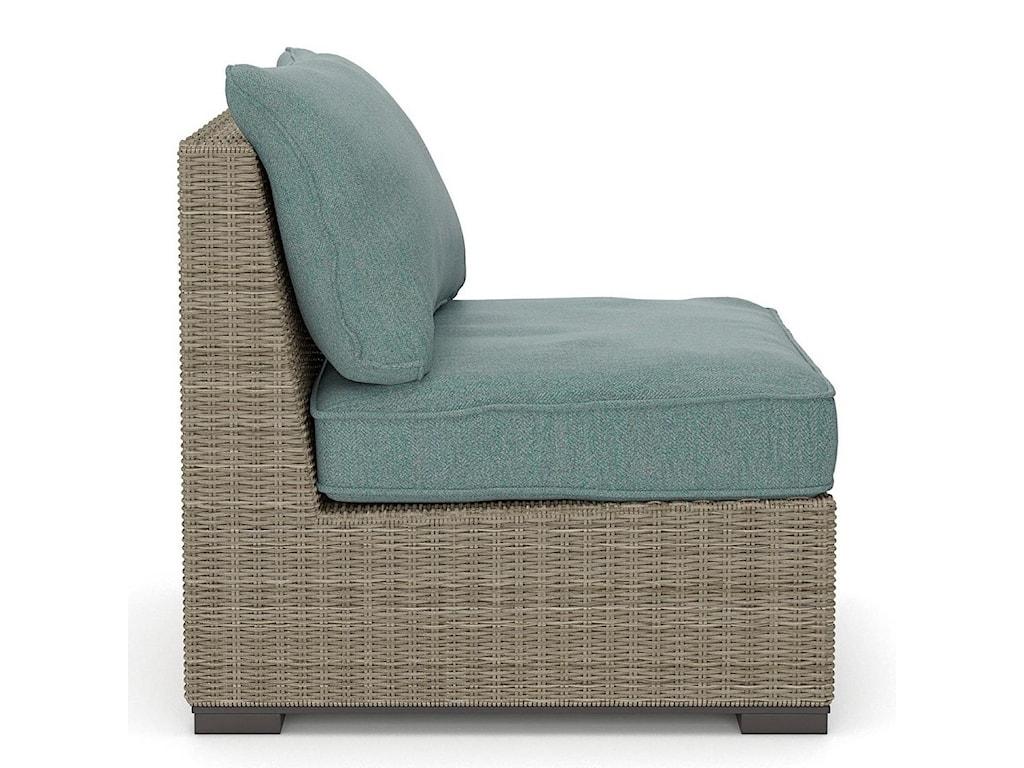 Signature Design by Ashley Silent BrookArmless Chair w/ Cushion