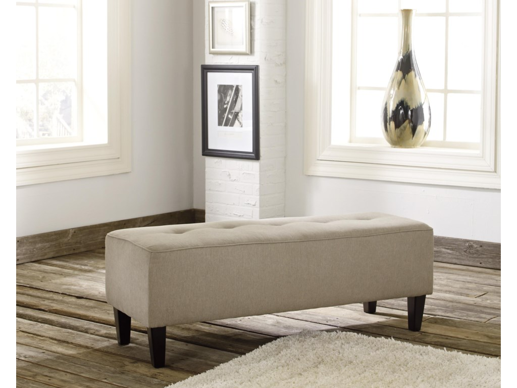 Signature Design by Ashley SinkoOversized Accent Ottoman