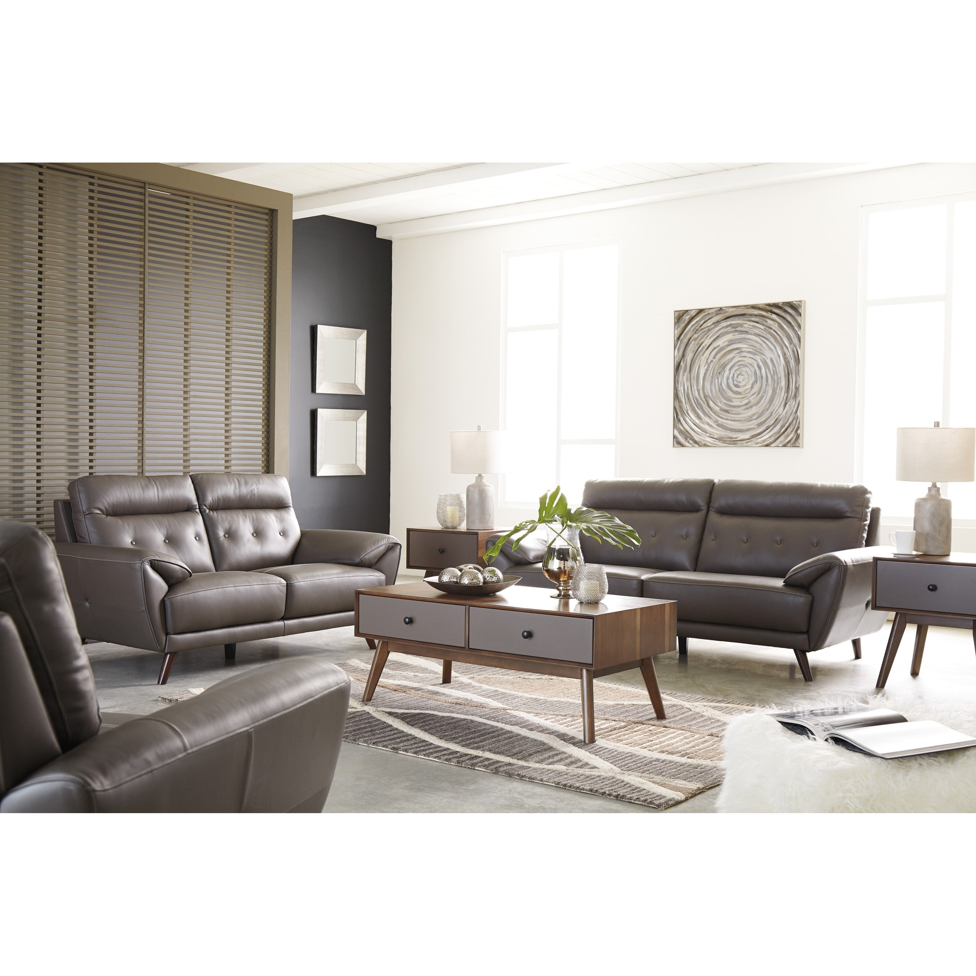 Superieur Signature Design By Ashley Sissoko Living Room Group