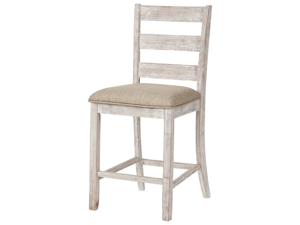 Ashley (Signature Design) SkemptonUpholstered Barstool