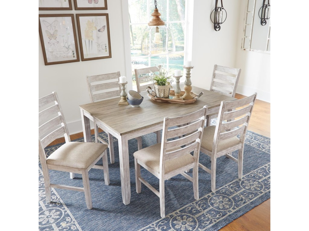 Signature Design by Ashley Skempton7-Piece Dining Set