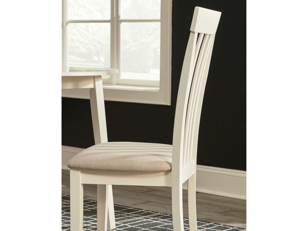 Signature Design by Ashley SlanneryUpholstered Dining Side Chair