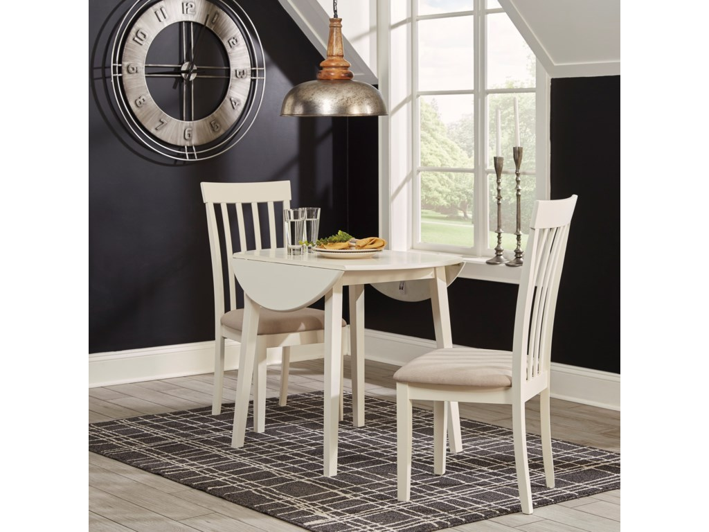 Signature Design by Ashley Slannery3-Piece Kitchen Table Set
