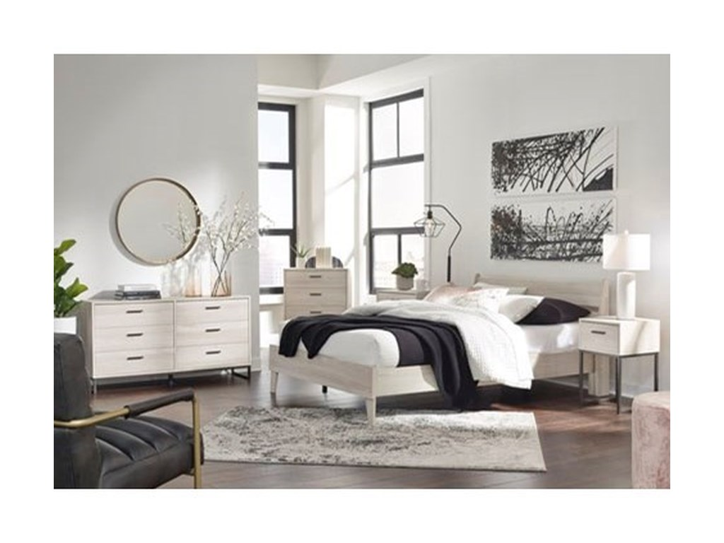 Signature Design by Ashley SocalleTwin Bedroom Group