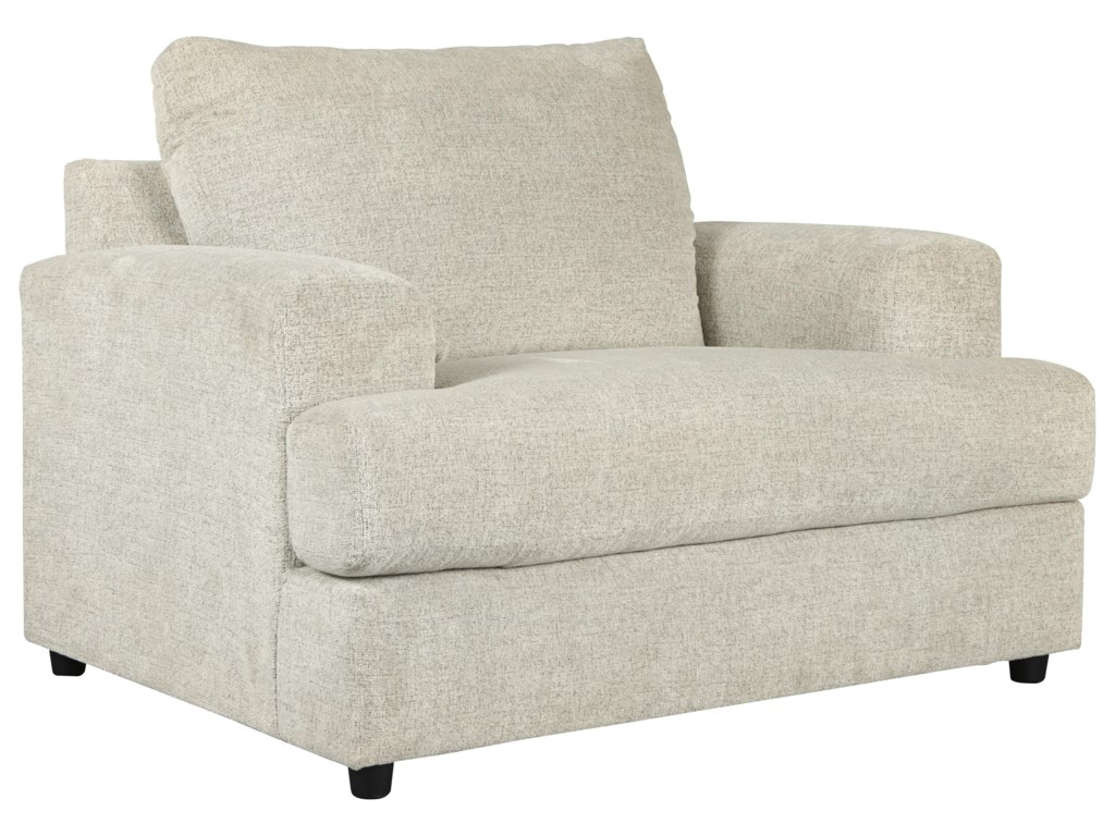 Signature Design by Ashley SoletrenSofa, Chair and Swivel Accent Chair Set