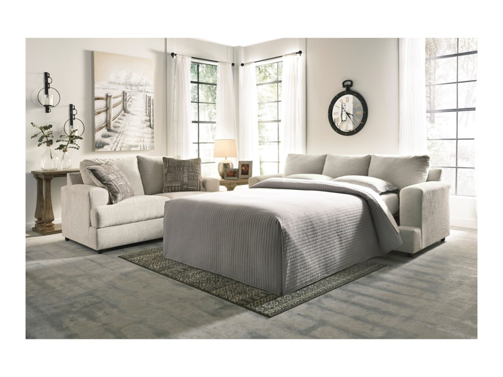 Signature Design by Ashley SoletrenStationary Living Room Group