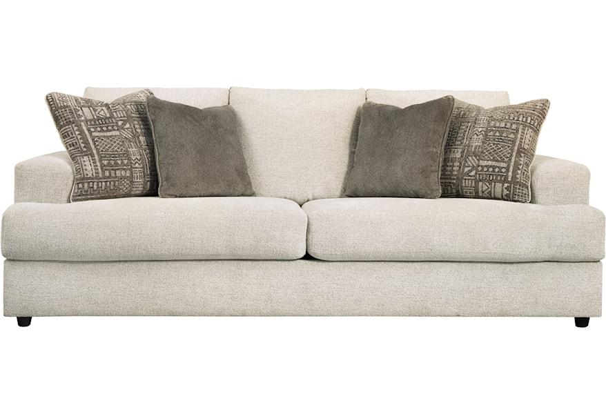 Ashley Soletren Contemporary Sofa