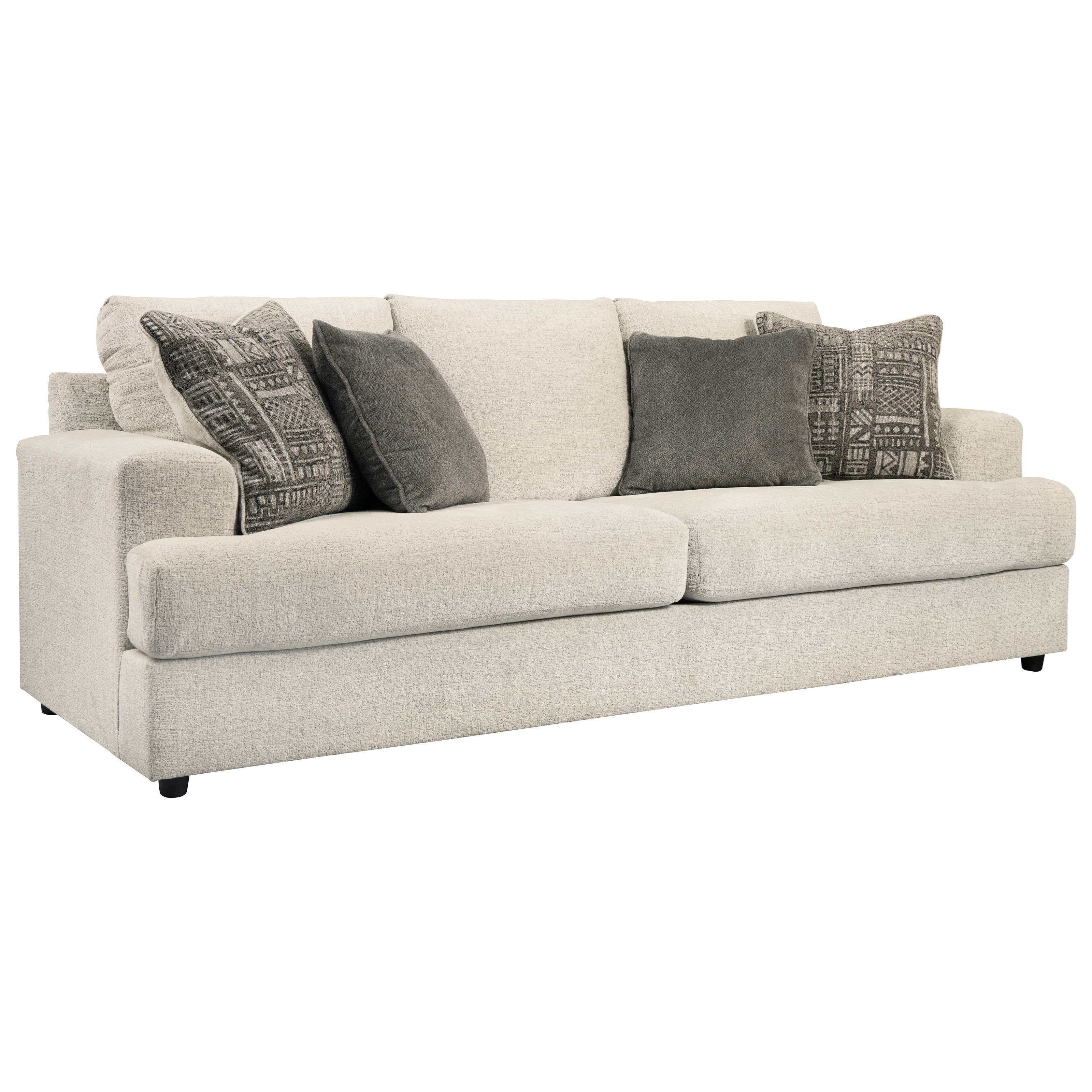 - Signature Design By Ashley Soletren Contemporary Queen Sofa