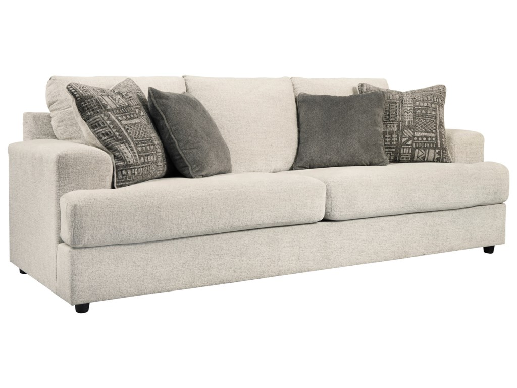 Signature Design by Ashley SoletrenQueen Sofa Sleeper