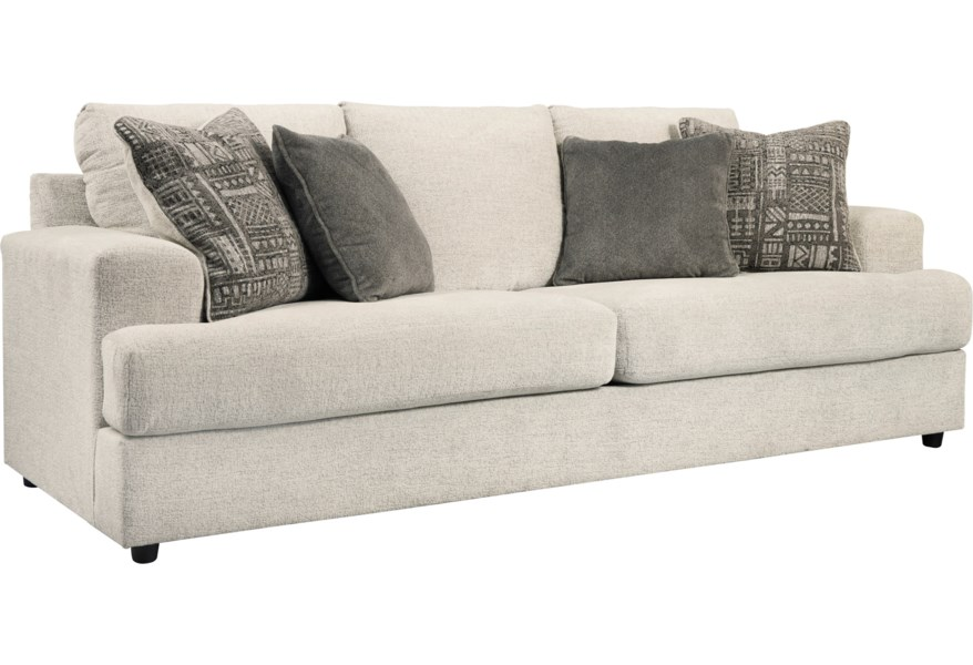 Soletren Contemporary Queen Sofa Sleeper by Signature Design by Ashley at  Furniture and ApplianceMart
