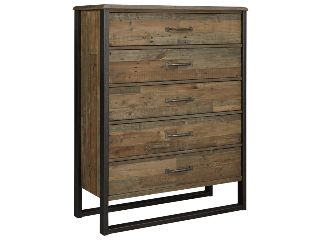Signature Design by Ashley SommerfordFive Drawer Chest