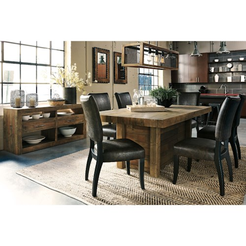 Signature Design by Ashley Sommerford Dining Room Group
