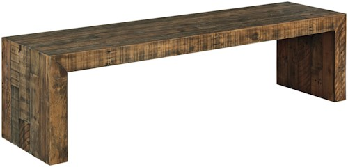 Signature Design by Ashley Sommerford Large Dining Room Bench