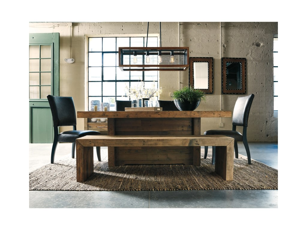 Signature Design by Ashley SommerfordLarge Dining Room Bench