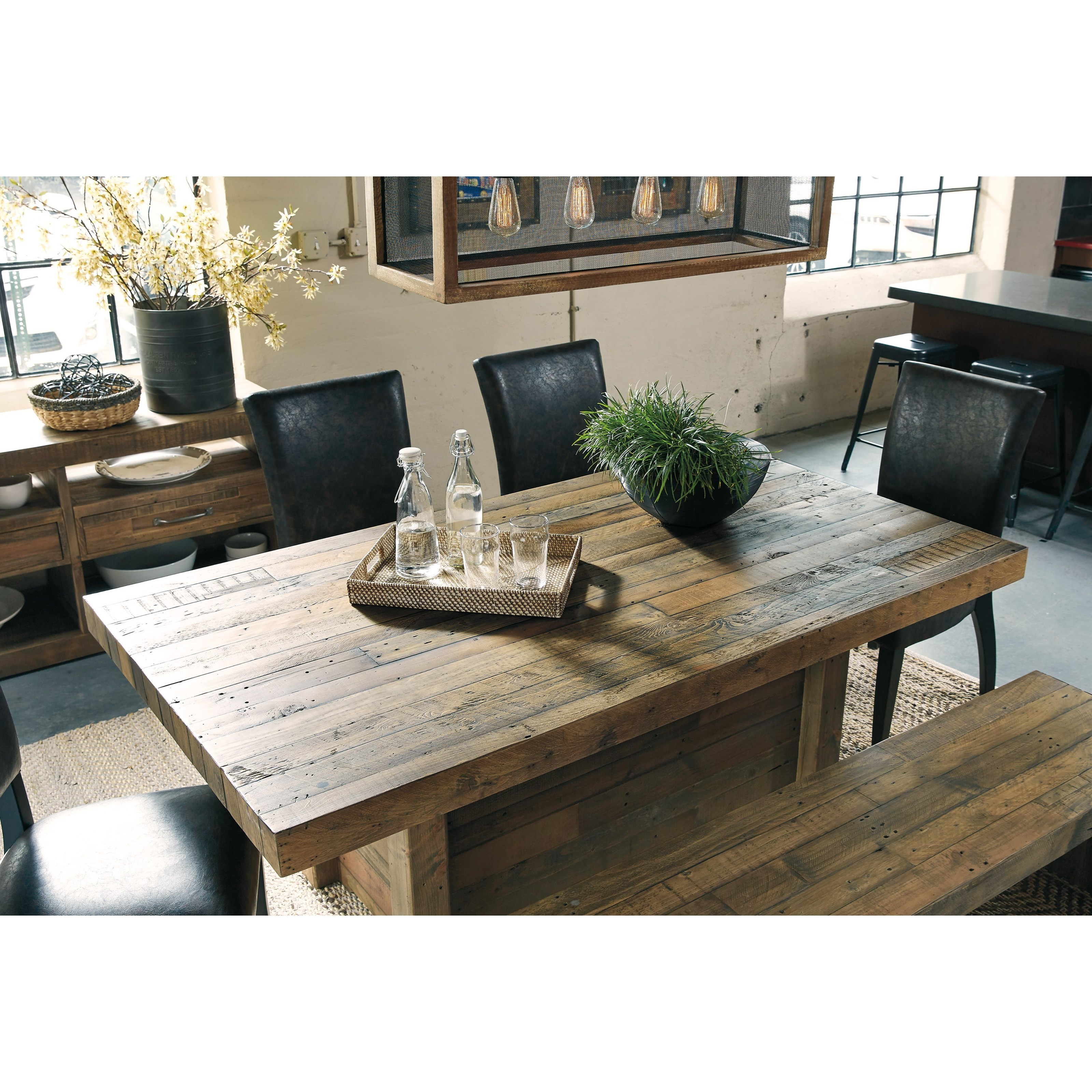 ... Signature Design By Ashley SommerfordRectangular Dining Room Table