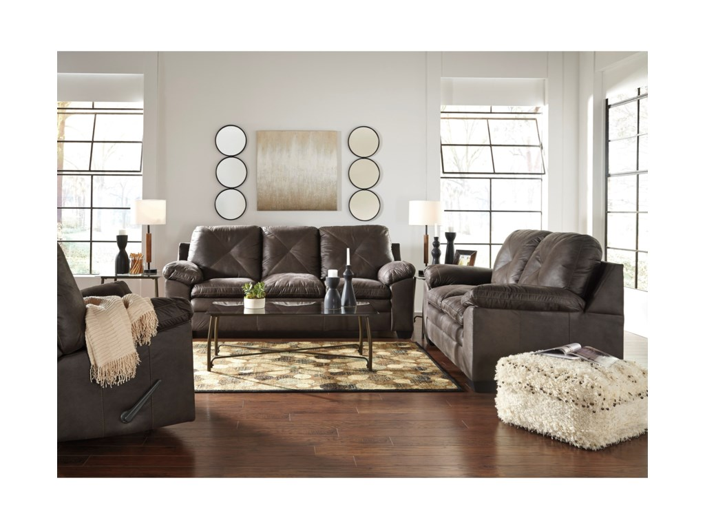 Signature Design by Ashley SpeyerStationary Living Room Group