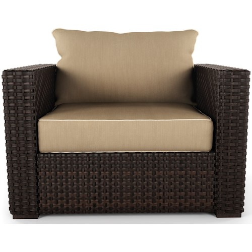 Signature Design by Ashley Spring Ridge Lounge Chair with Cushion
