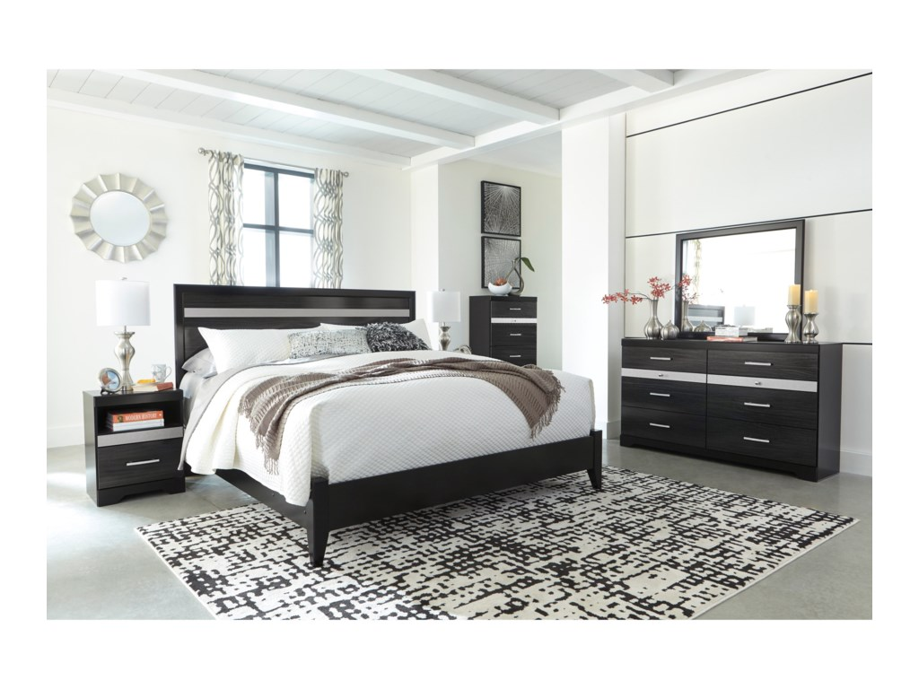 Signature Design by Ashley StarberryKing Panel Bed